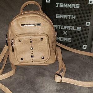 Nwot  Steve Madden mini backpack purse